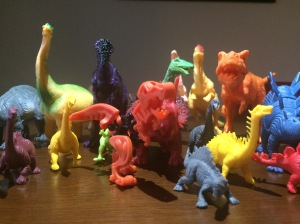 Some casual emotional support dinosaurs
